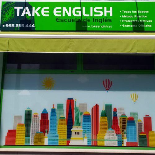 Take-english1